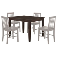 Abigail 48 Inch Dining Table in Espresso