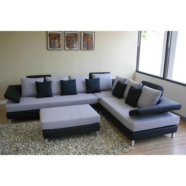 Catania 4 Piece Sectional Sofa Set Dcg Stores