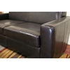 Ballard Dark Espresso Modern Sofa Sleeper - WI-354-SOFA-DARK-BROWN