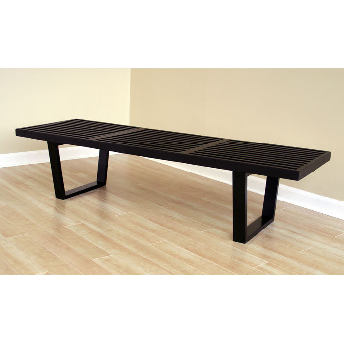 Nelson Style 5 Wooden Bench Dcg Stores