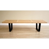 Nelson Style 5' Wooden Bench - WI-4015-2-X