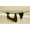 Noguchi Style Glass Top Coffee Table - WI-416-X