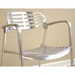 Ethan Contemporary Aluminum Chair - WI-8118