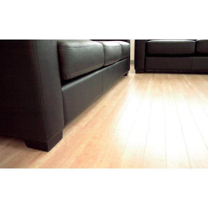 Turner black leather 2 piece sofa set dcg stores for 2 piece sofa set