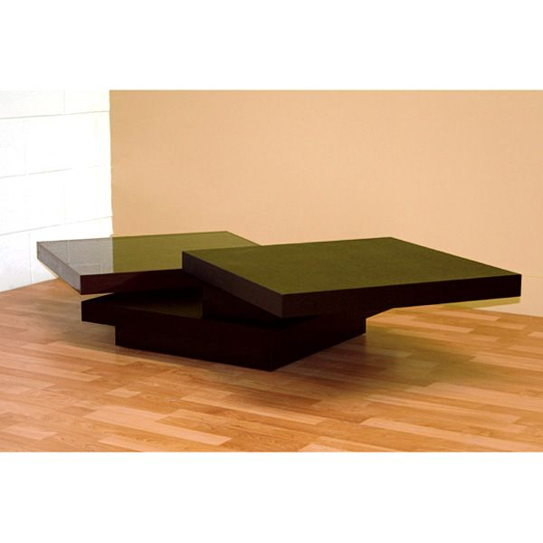 Coffee Table With Swivel