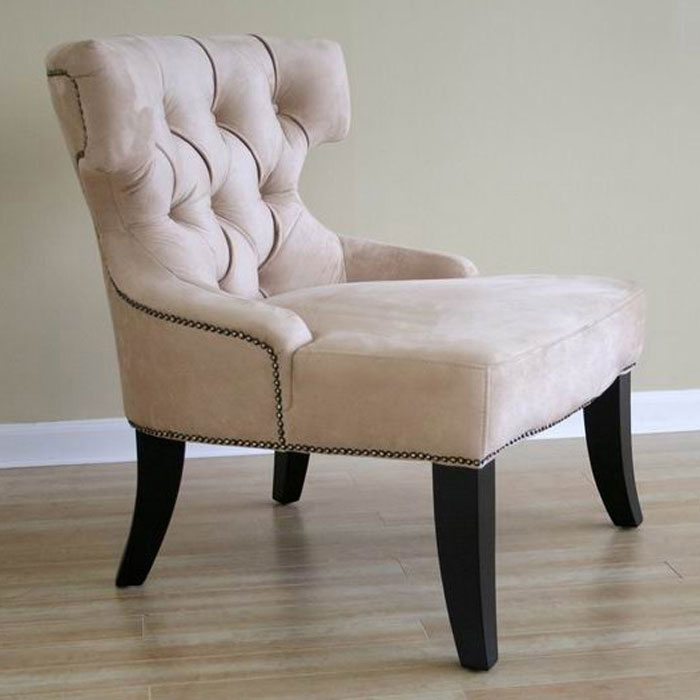 Taft Microfiber Wing Chair - WI-A-172-BH-X