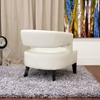 Lemoray Club Chair in Off-White - WI-A-733-8143