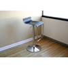 Signa Black Contemporary Bar Stool - WI-A315-BLACK