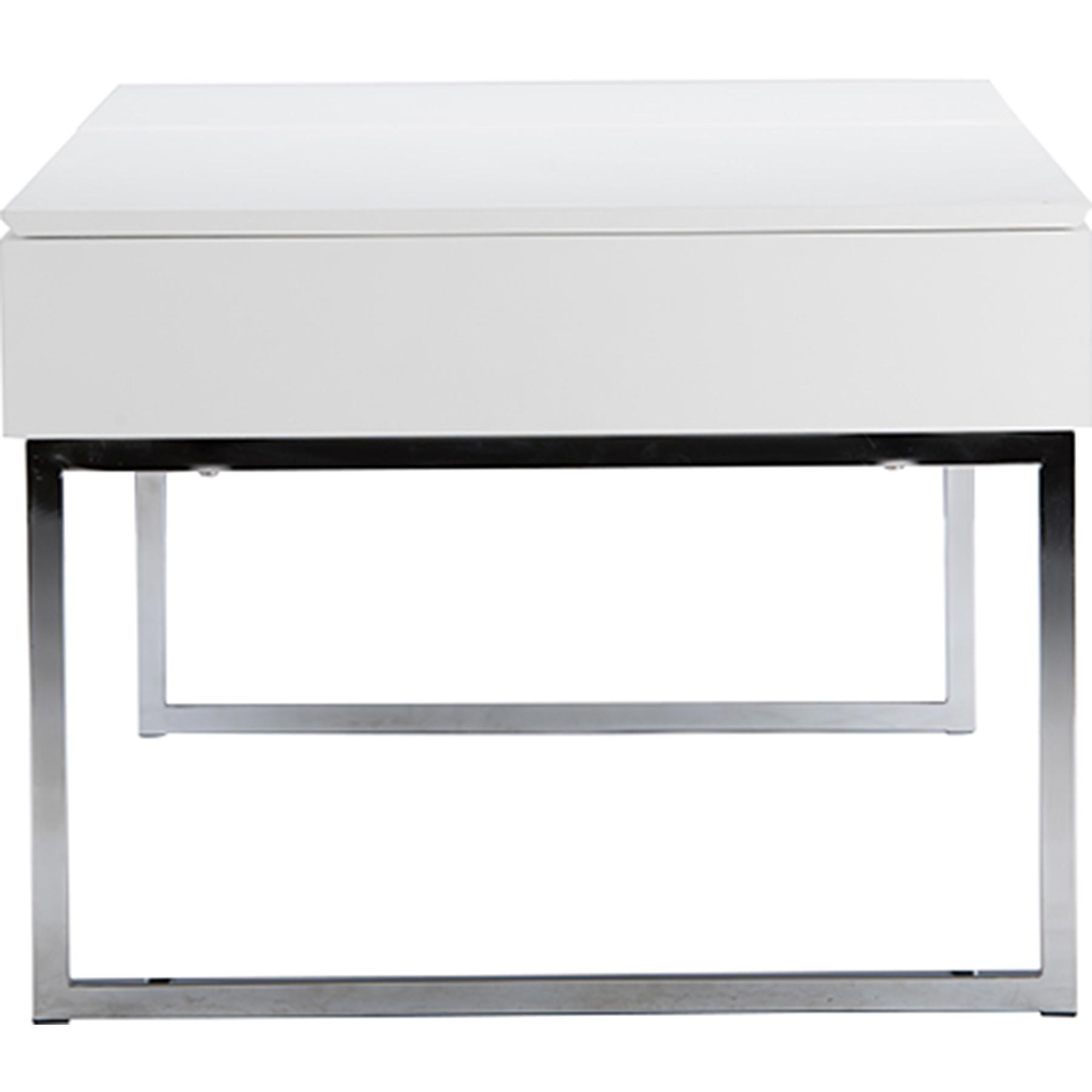 ... Celinda Rectangular Coffee Table   Flipping Tops, White    WI AKING 23762 ...
