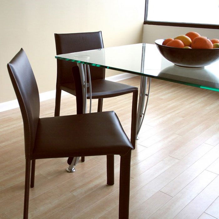 berlin leather dining chair dcg stores. Black Bedroom Furniture Sets. Home Design Ideas