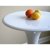 Nu Adjustable Height Bar Table - White - B911-WHITE