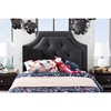 Mars Twin Headboard - Dark Gray - WI-BBT6623-DARK-GRAY-TWIN-HB-H1217-20