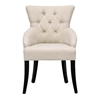 Halifax Beige Linen Dining Chair - WI-BH-63106