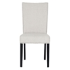 Harrowgate Dining Chair - Nail Heads, Beige Linen Fabric - WI-BH-63113