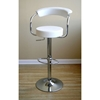 Ligni Adjustable Swivel Bar Stools - WI-BR0022