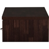 Maison 4 Drawers Storage Chest - Brown - WI-BR888024-DIRTY-OAK