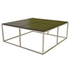 Pavlova Contemporary Square Coffee Table - WI-C-506