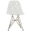 Lexy Clear Side Chair - WI-CC-231