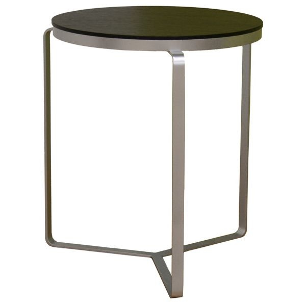 Cyndi Round Side Table - WI-CT-011