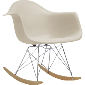 Dario Rocking Chair - Plastic