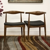 Sonore Solid Wood Dining Chair - WI-DC-593