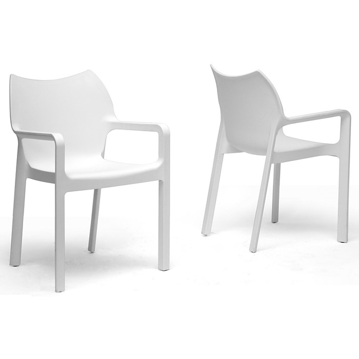 Limerick Molded Plastic Dining Chair
