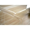 Clear Acrylic Coffee Table - WI-FAY-9948