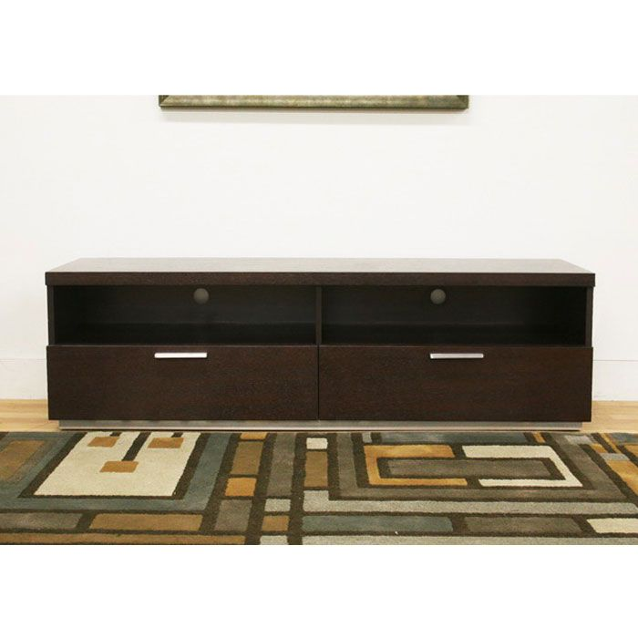 Pelham Wood TV Stand in Wenge - WI-HE1193-M-WE