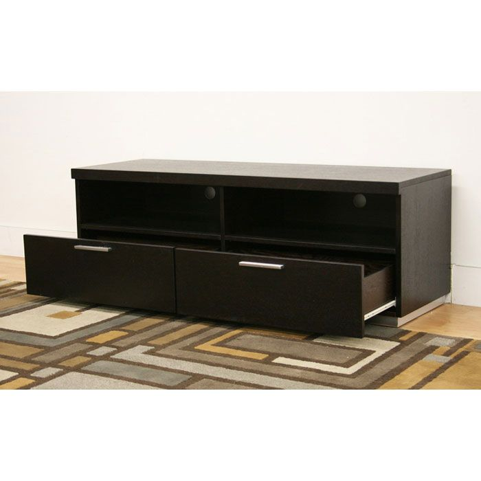 Pelham Short TV Stand in Wenge - WI-HE1196-M-WE