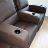 Showtime 3-Seat Leather Theater Sectional - WI-HT638-3-SEAT