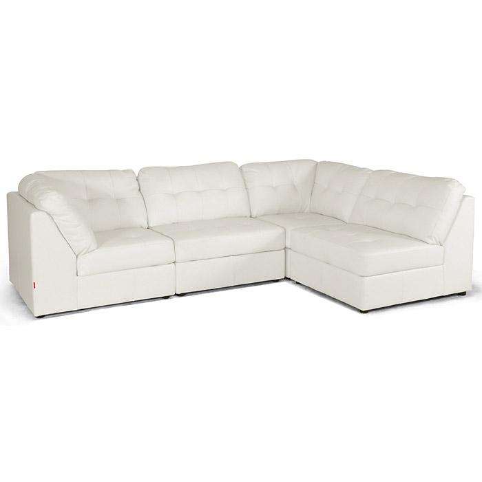 Warren 4-Piece Modular Sectional Sofa