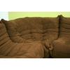 Bowie 5-Piece Contemporary Fabric Sectional - WI-K89-X