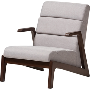 Vino Lounge Chair - Gray