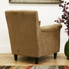 Marquis Tan Microfiber Club Chair - WI-LCY-31-CC-4