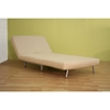 Elona Contemporary Convertible Chair - Cream - WI-LK06-1-D-02-CREAM