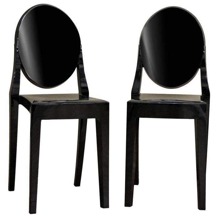 Dreama Modern Acrylic Ghost Chair DCG Stores