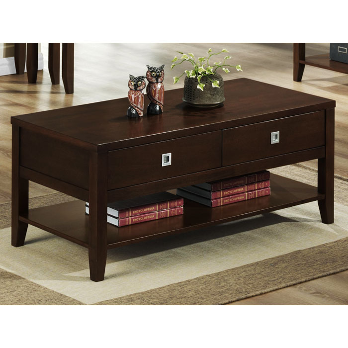 New Jersey Wood Coffee Table Dcg Stores