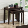 New Jersey Wood Nesting Table Set - WI-RT169E-OCC