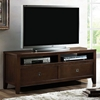 New Jersey Brown Wood TV Stand - WI-RT169F-OCC