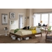 Bentley Wood Bed - Platform - WI-SW8021