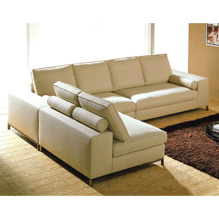 Pegeen Fabric 3 Piece Modular Sectional Dcg Stores