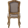 Chateauneuf Fabric Upholstered Dining Side Chair - Beige - WI-TSF-9345