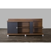 Stratos 1 Door TV Stand - Light Sonoma Oak - WI-TV-011-OAK