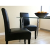 Deanna Full Leather Dining Chair - WI-Y-005-X