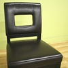 Faustino Leather Dining Chair - WI-Y-765-X