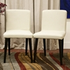 Yulene Modern Dining Chair in Cream - WI-YULENE-DC-107-661