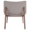 Little Havana Dove Occasional Chair - Gray - ZM-100017