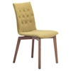 Orebro Dining Chair - Tufted, Pea - ZM-100072