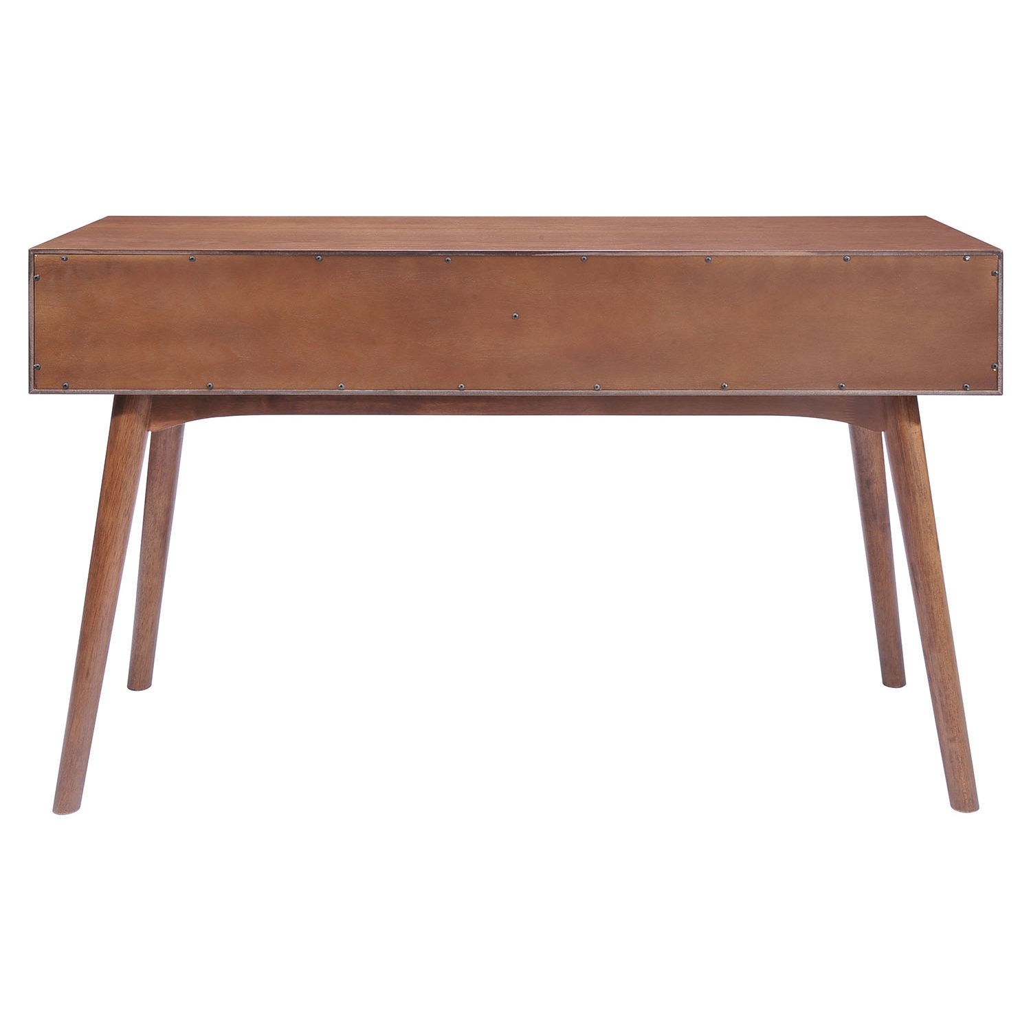 Liberty City Console Table - Walnut - ZM-100096