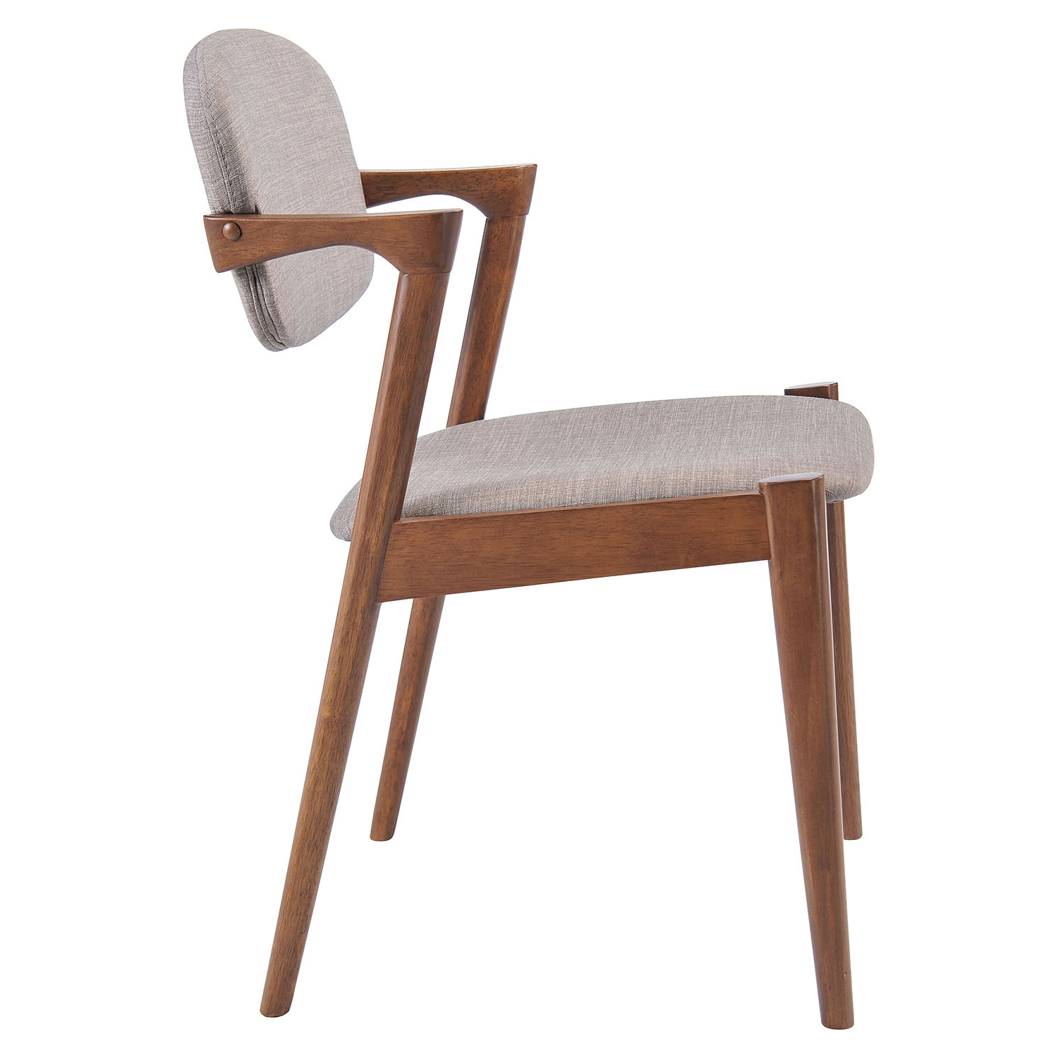 Brickell Dove Gray Dining Chair Dcg Stores